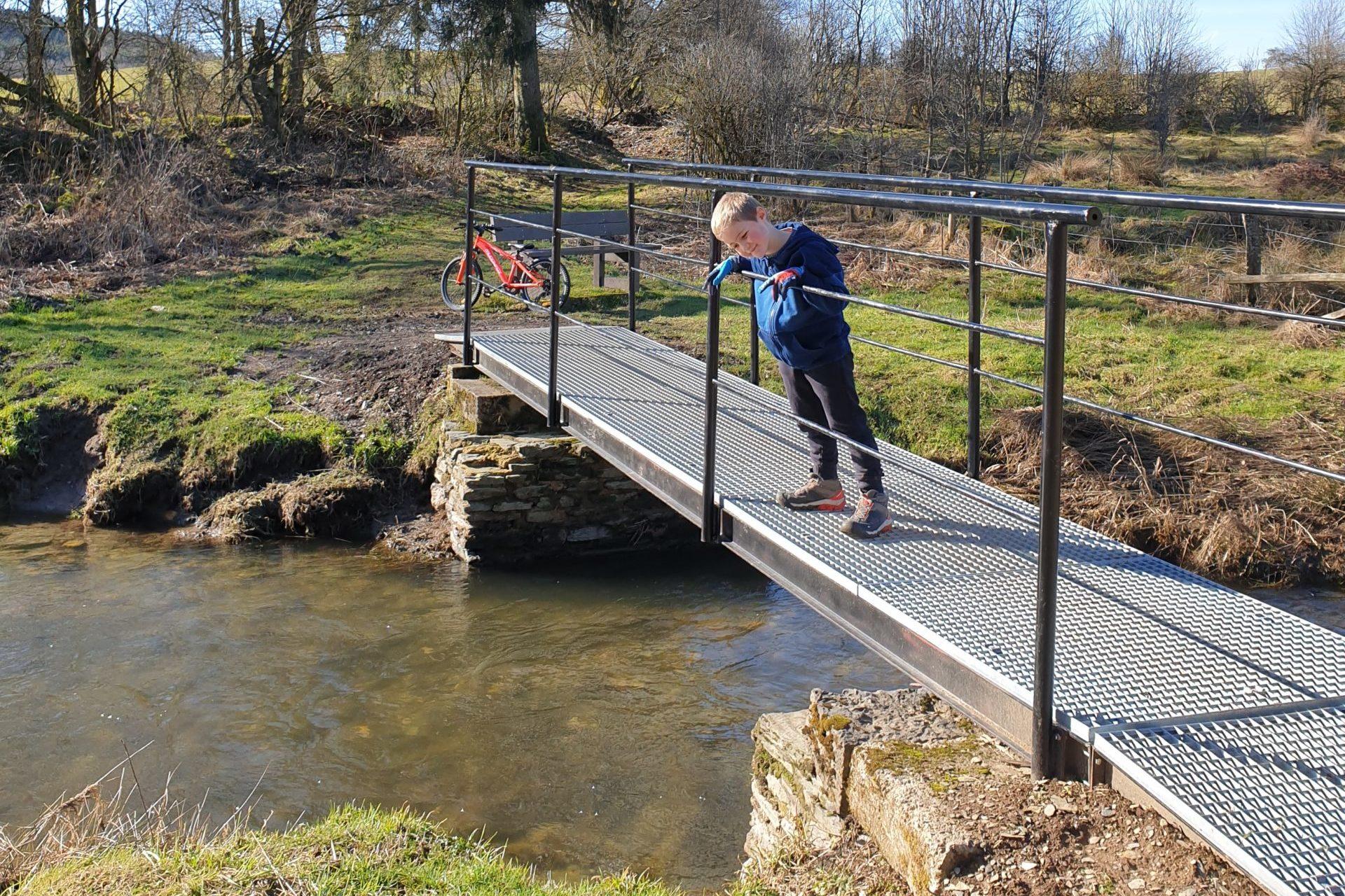 Balade des 4 ponts chêne