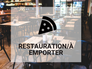 Sous menu restaurants
